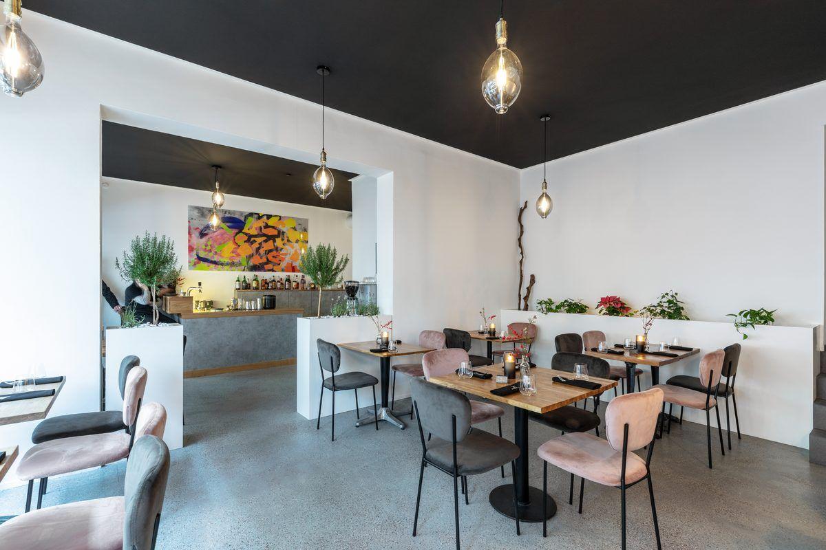 Grist & Grain - Cocktail, Coffee, Food in München - Ansicht Restaurant
