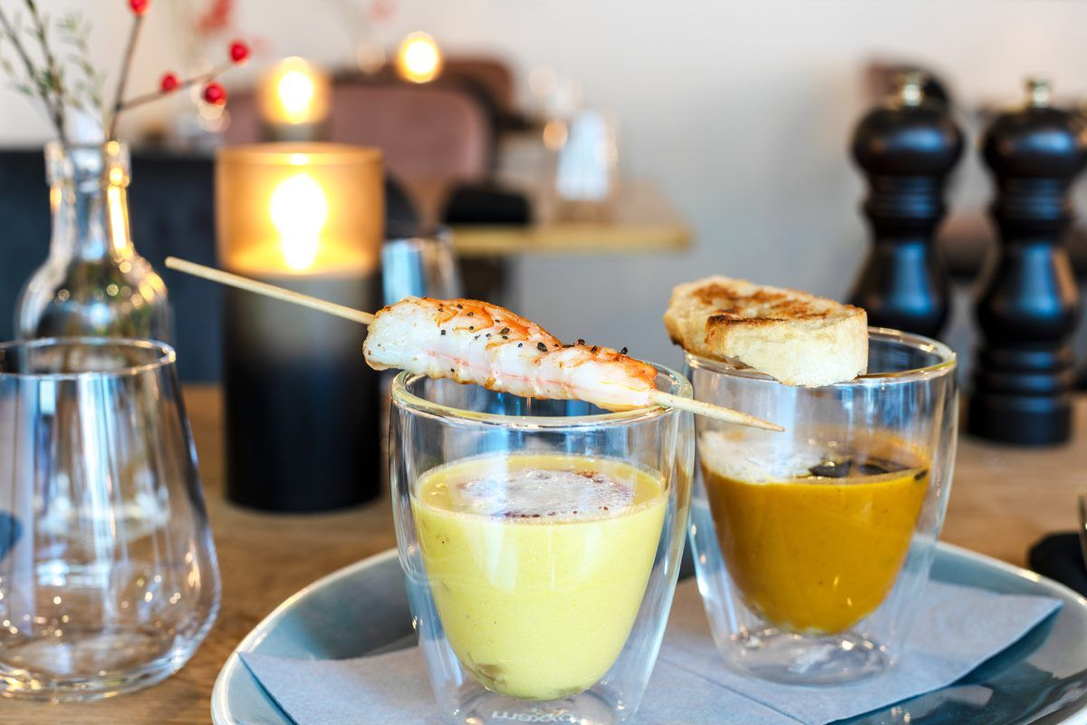 Grist & Grain - Cocktail, Coffee, Food in München - Gericht